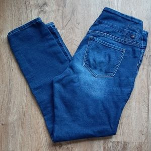 Jag Jeans Western Glove High Rise Skinny Jeans